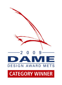 2009 Dame design Award Logo