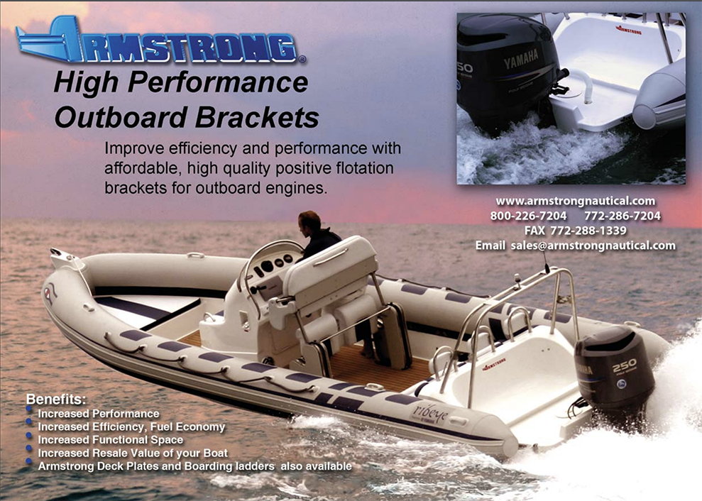 armstrong high performance outboard brackets